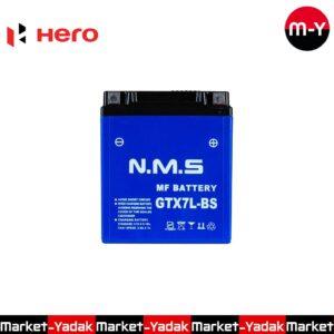 باتری موتور سیکلت NMS مناسب برای موتورسیکلت هیرو